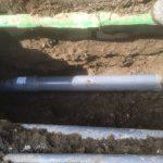 汚水管改修後